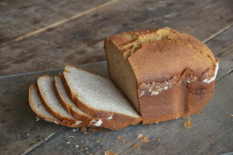 Brot von der Bäckerei in Trier